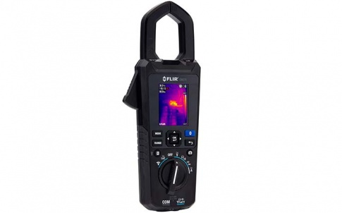 flir thermal clamp meter