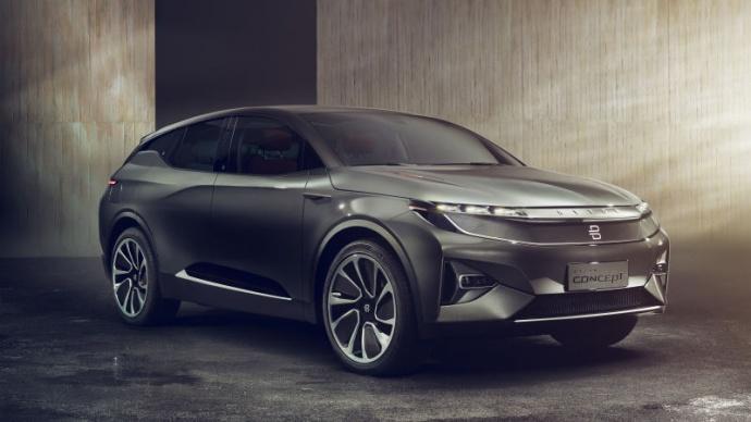 CES: BYTON unveils smart electric concept vehicle