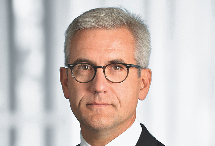 Interview: Ulrich Spiesshofer, CEO of ABB