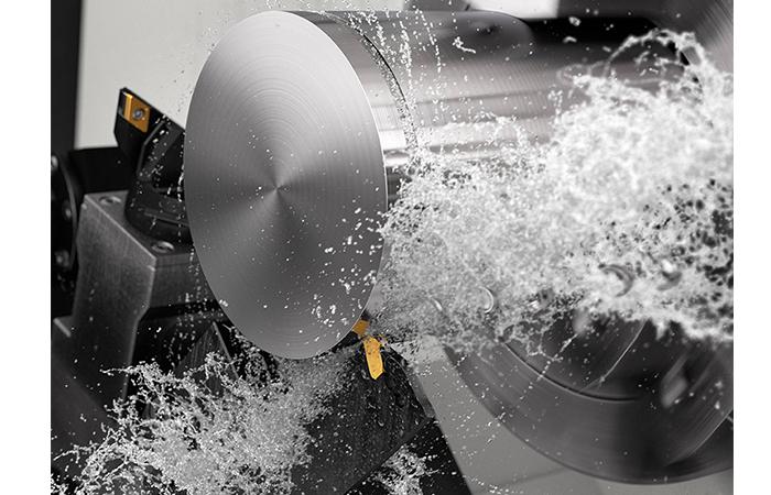 Sandvik Unveils New Blade For Corocut Parting Off System