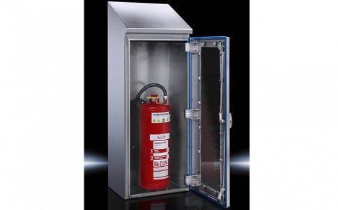 Rittal fire extinguisher