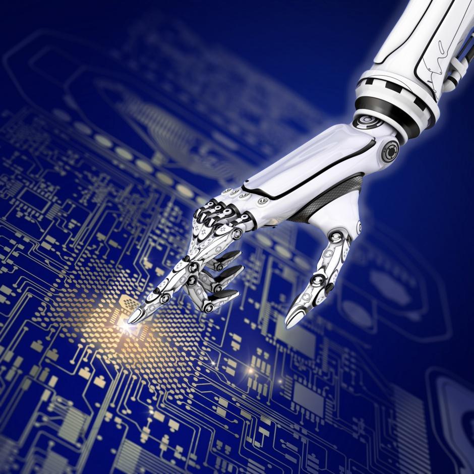 robot colleagues