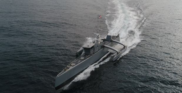 unmanned submarine hunter