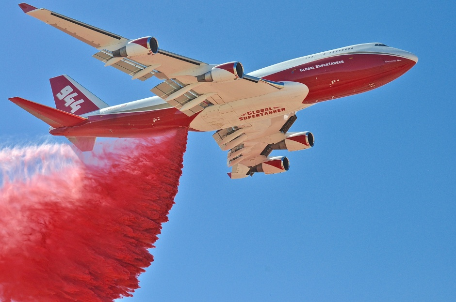 Wildfire warriors: the latest developments in aerial ...