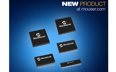mouser microchip