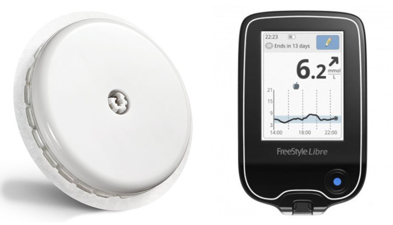 Glucose monitor now available on the NHS is diabetes 'game