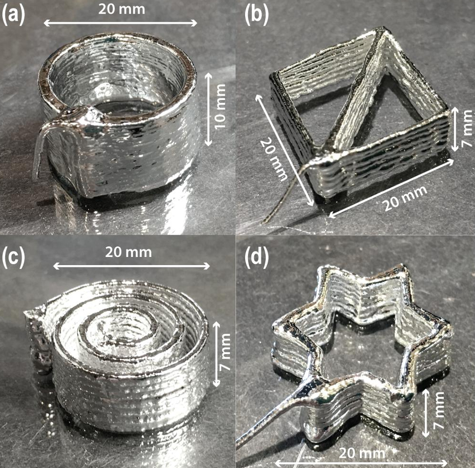 3D printing breakthrough has potential in stretchable electronics