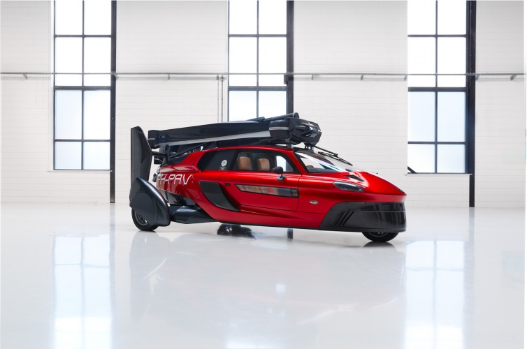 Pal V Liberty Claimed As World S First Production Flying Car The