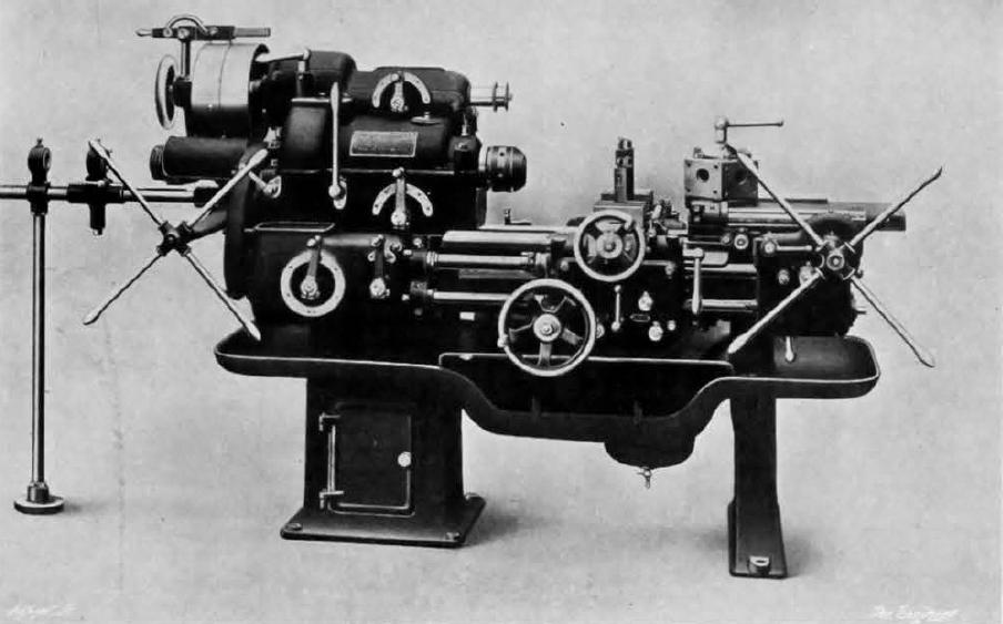 MACH 1912