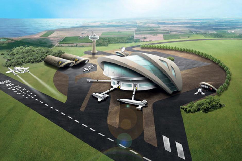 UK Spaceports