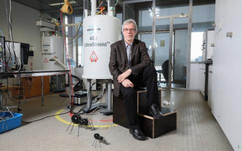 EPFL's Prof Gabor Laurenczy