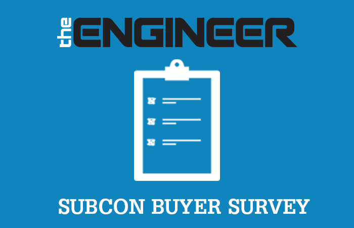 subcon third buyer survey
