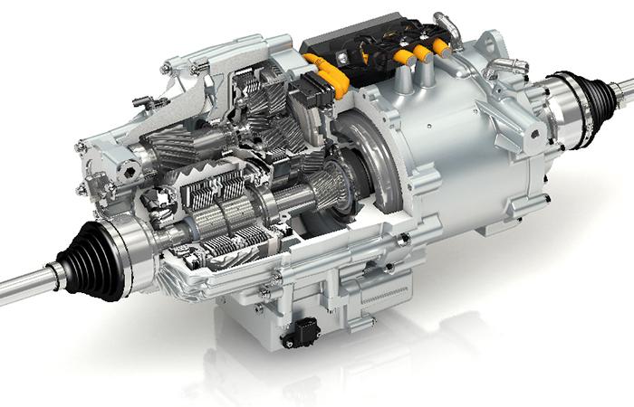 torque vectoring