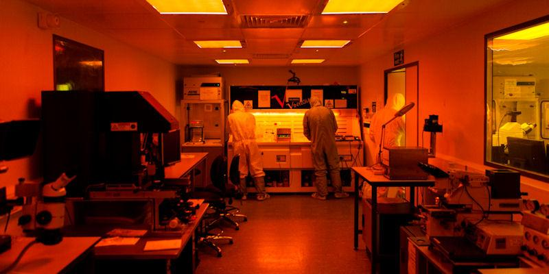 IR detectors