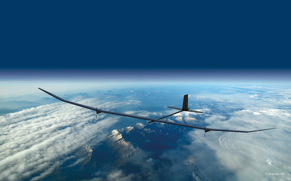 BAE, Prismatic developing solar-powered UAV