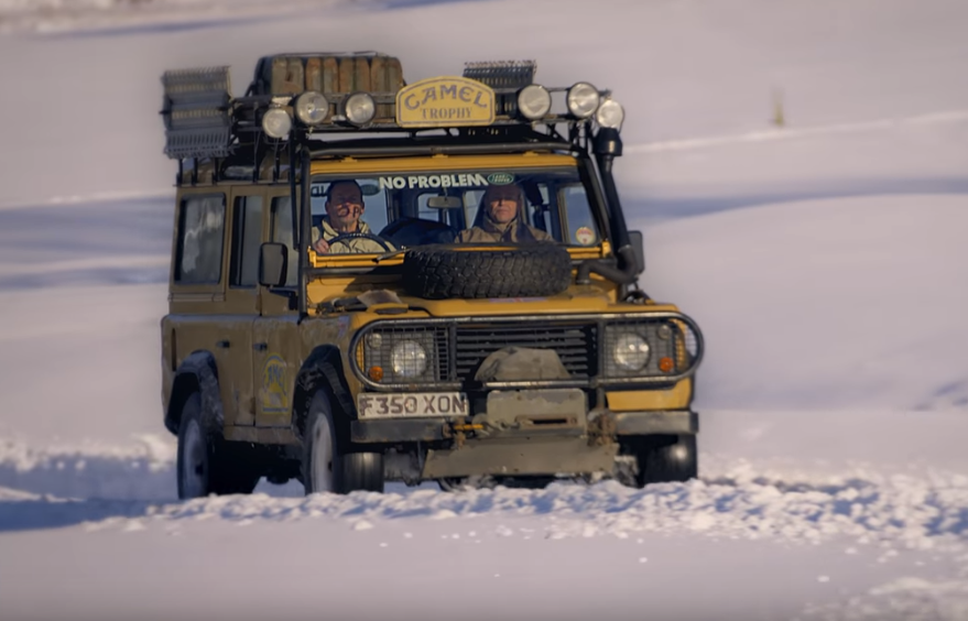Land Rover looks back on 70 years of adventure and expedition