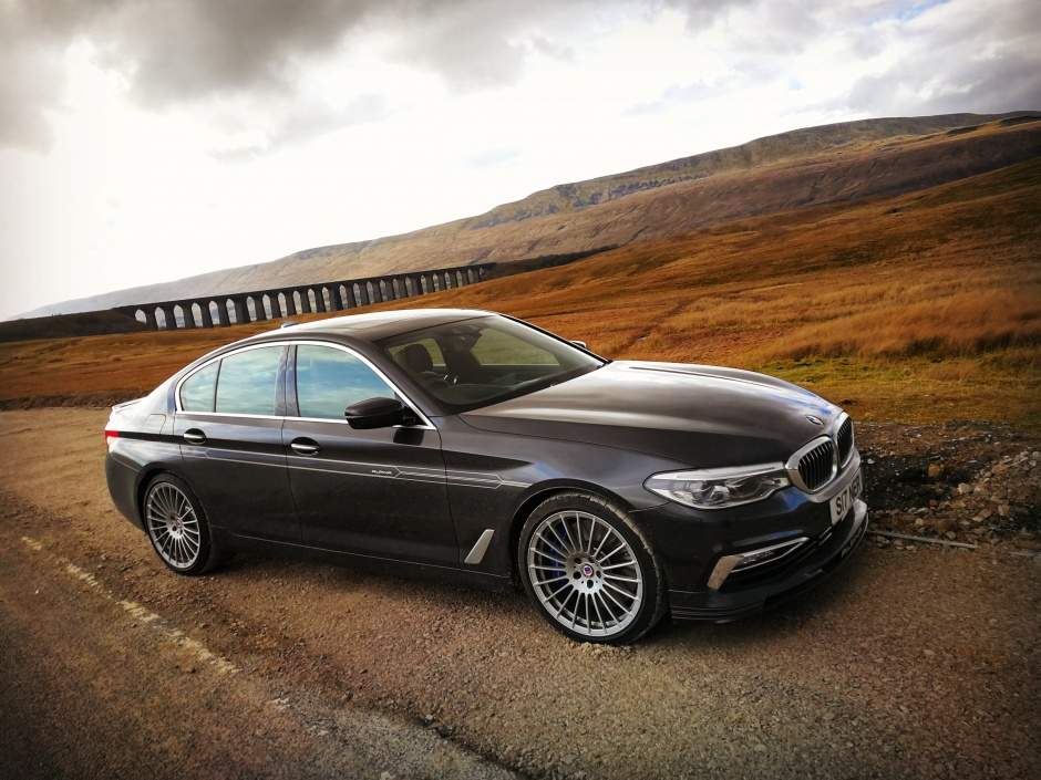 The Engineer Car Review Alpina D5 S The Engineer