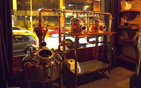 micro-distillery
