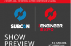 Take a sneak peek at this year's Subcon and The Engineer Expo with the official show preview