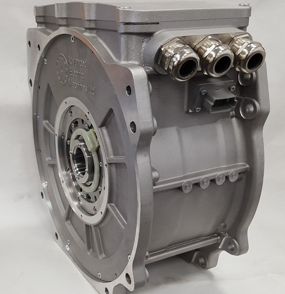 Advanced Electric Machines develops 'most sustainable motor