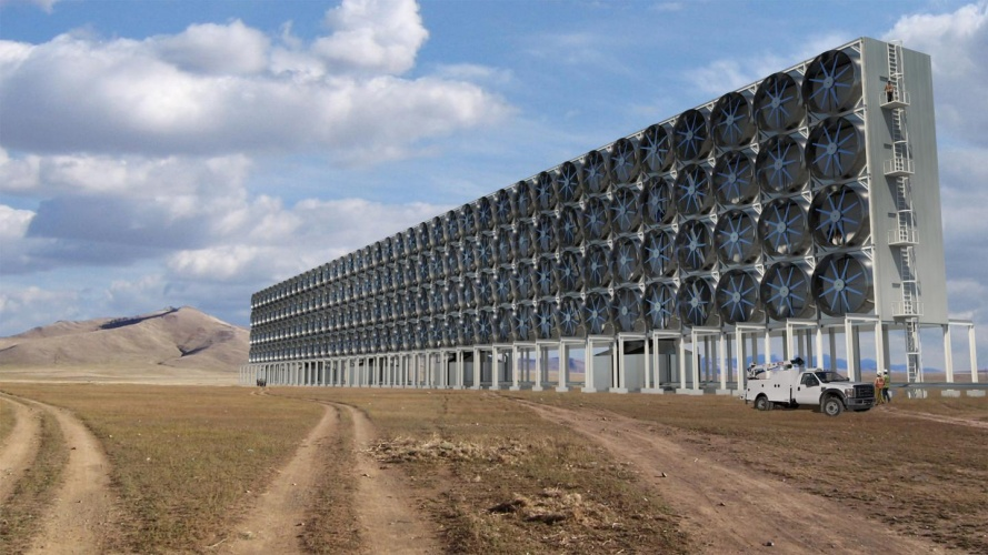 Cheap Carbon Capture Technology Might Make Our Climate Goals Possible