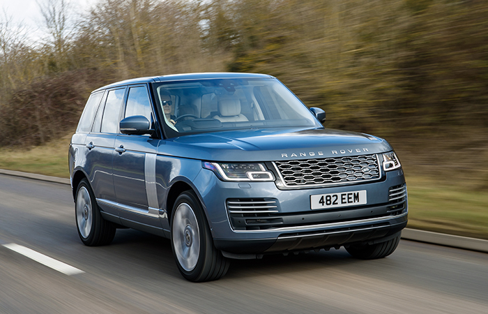 Range Rover P400e | The Engineer Car Review The Engineer