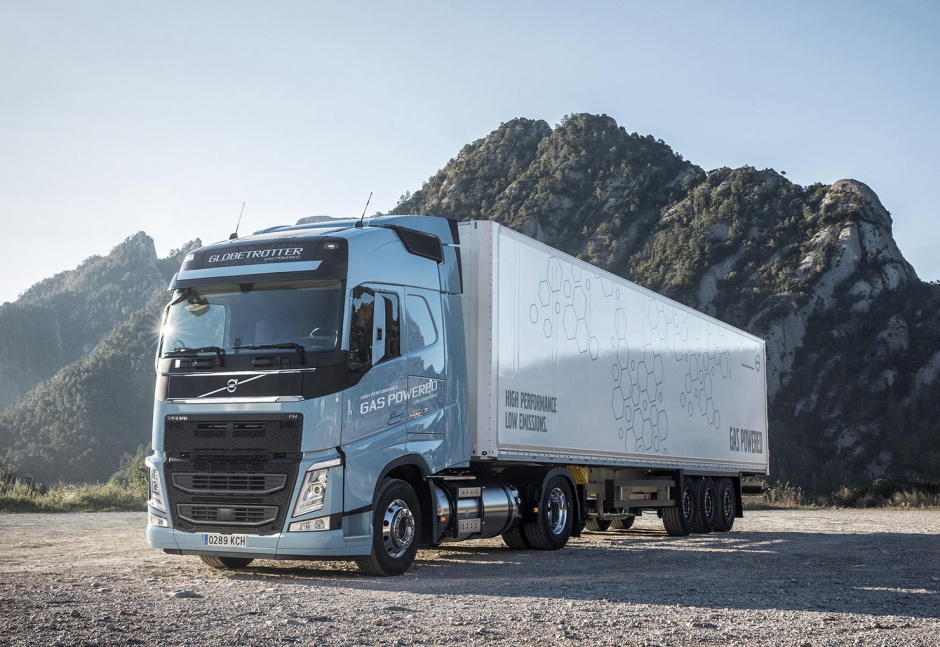 Engineers clean up with next generation ultra low emission trucks