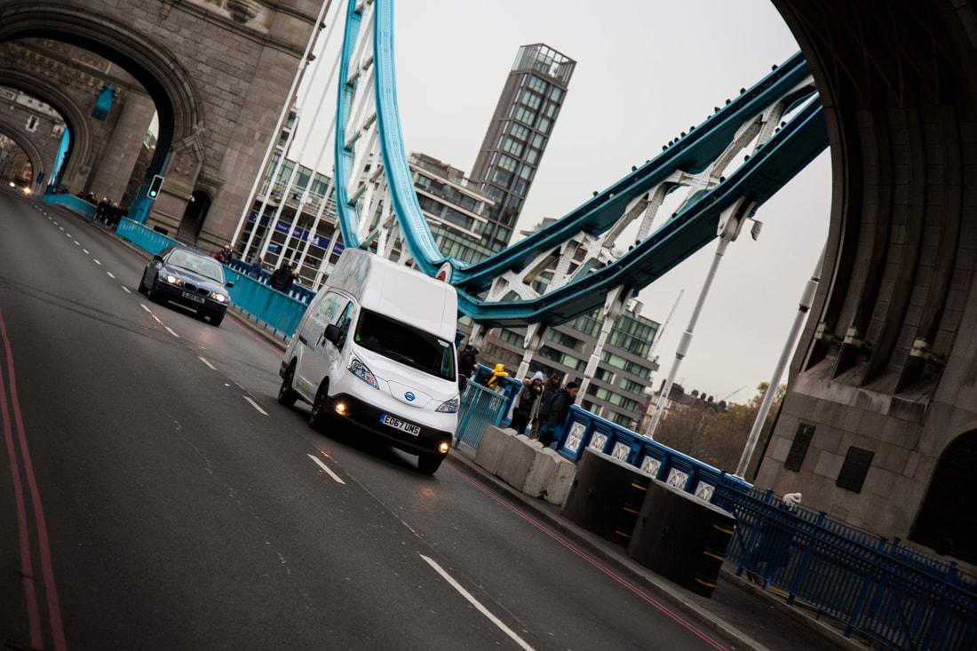ultra low emission trucks