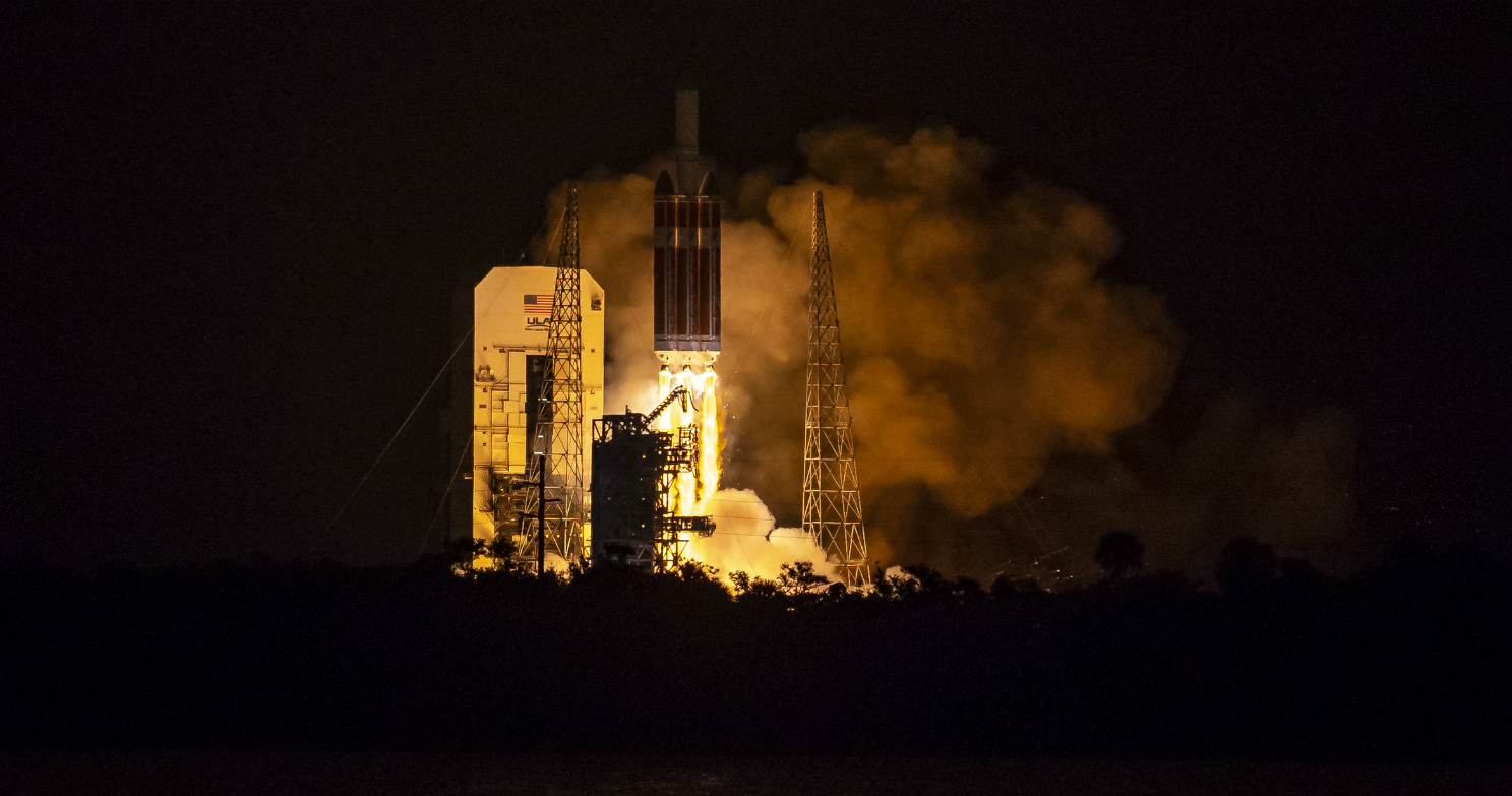 NASA's Parker Solar Probe heads straight for the Sun The ...