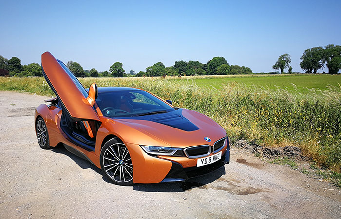 Bmw I8 The Engineer Car Review The Engineer