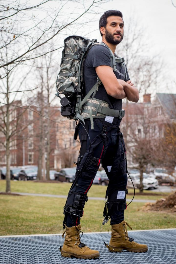 Darpa Funded Soft Exosuit Gets Put Through Its Paces The