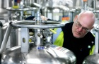 Manufacturing output dips but remains above long-term average