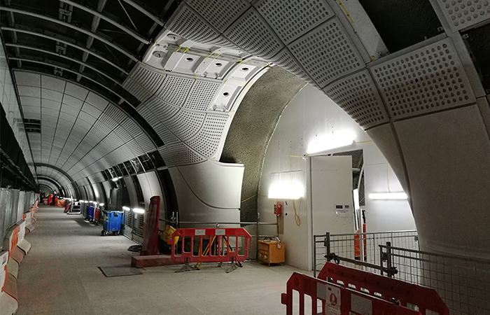 Crossrail's stations