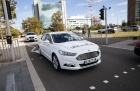 UK Autodrive project concludes with three days of driverless car trials