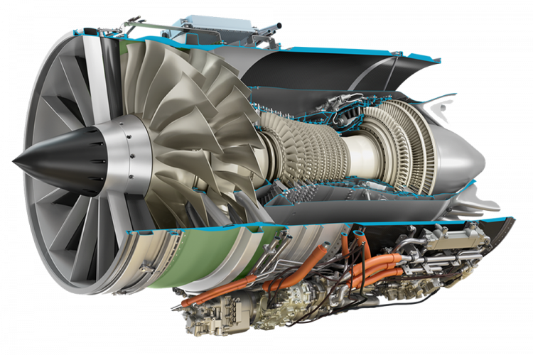 GE Affinity engine