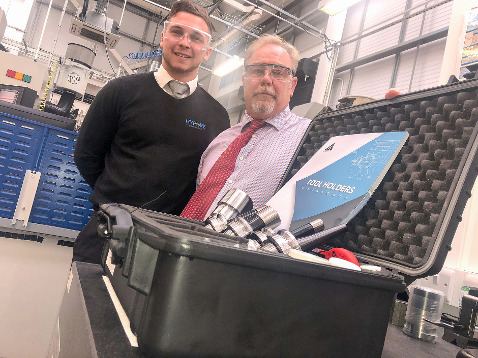 Hyfore Help Uhv Design Maximise 5 Axis Cnc Investment The