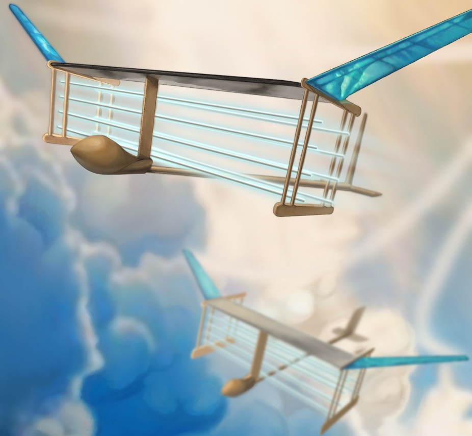 Ionic Wind Propelled Aircraft Flies With No Moving Parts The Engineer Airplane
