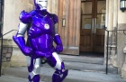 """""""Iron Man"""" inspires robotic suit for nuclear workers in hazardous areas"""