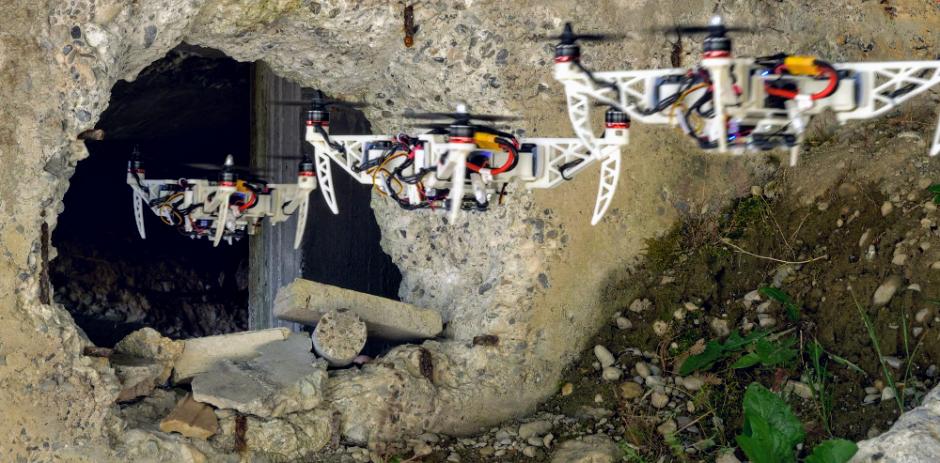 folding drone