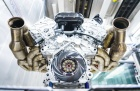 Aston Martin's Valkyrie V12 engine lets rip at 11,100 RPM