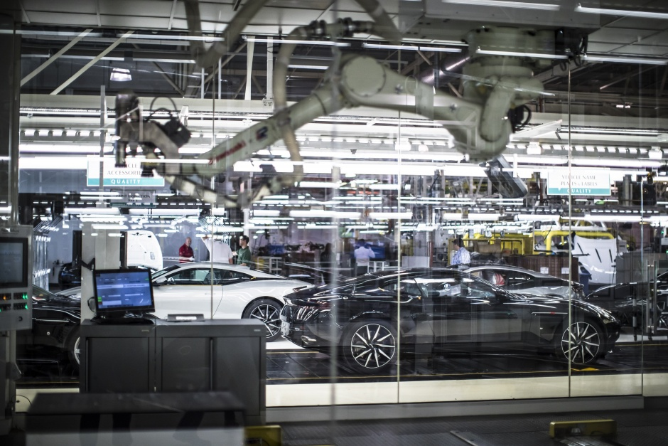 Delivering On Aston Martin S Bold Vision For The Future The Engineer