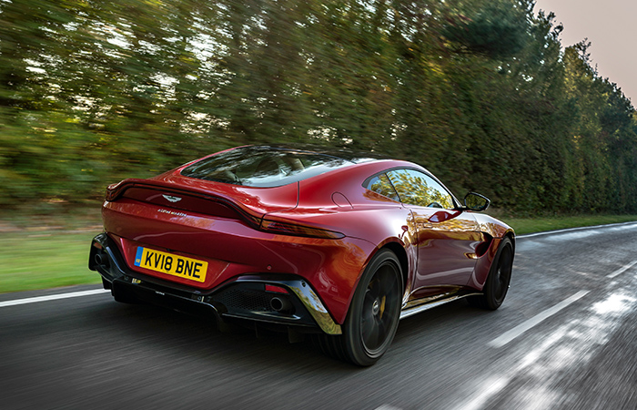 the engineer car review | aston martin vantage the engineer