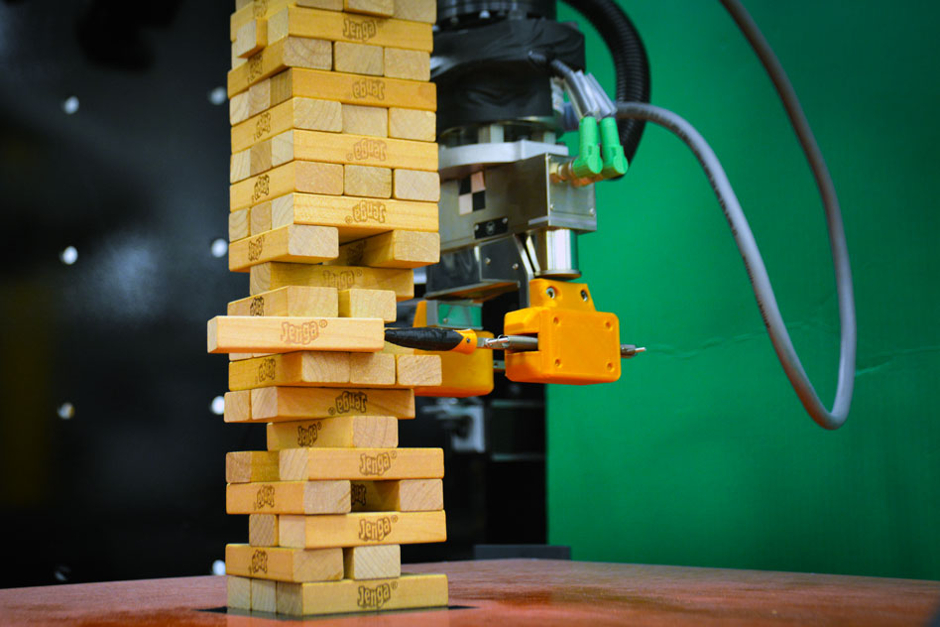Video of the week: MIT robot gets winning feeling for Jenga