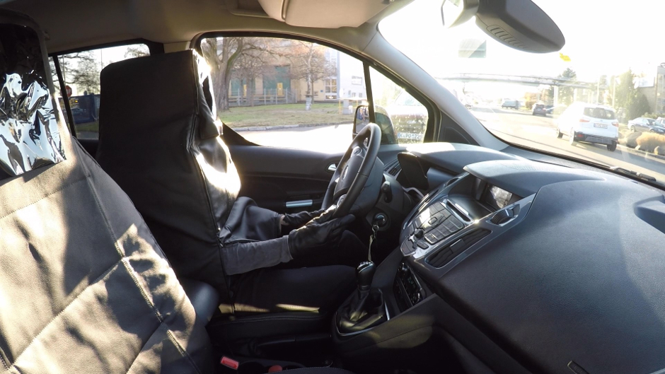 Human Car Seat
