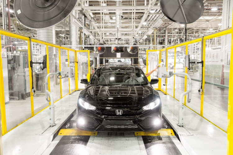 Honda to close Swindon car plant in 2021
