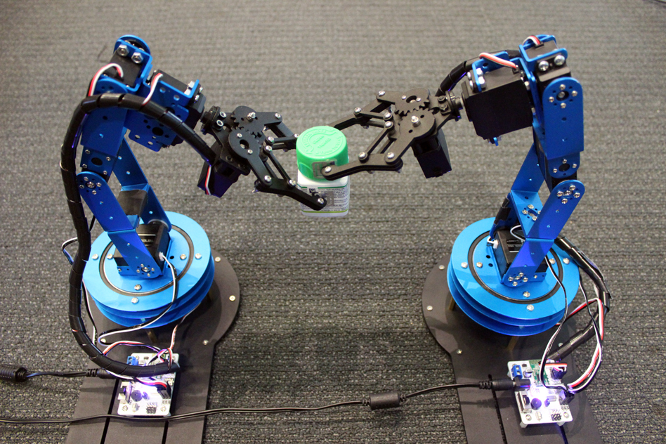 RFID tracking system could replace machine vision on robots