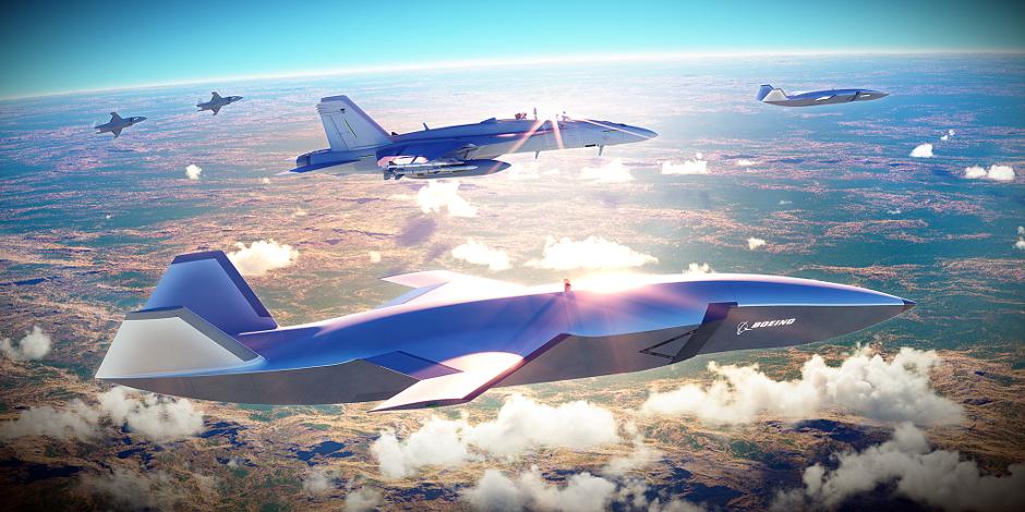 Resultado de la imagen para Airpower Teaming System
