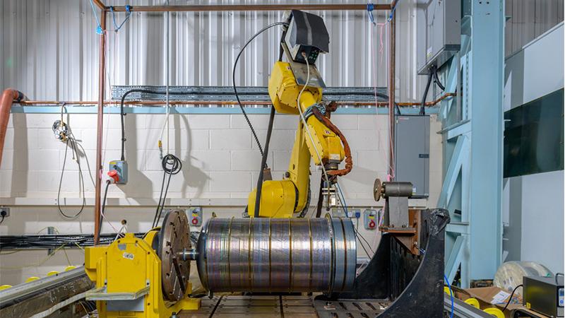 titanium pressure vessel