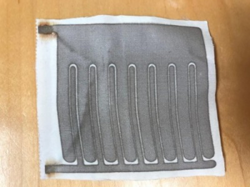 Electroceutical bandages