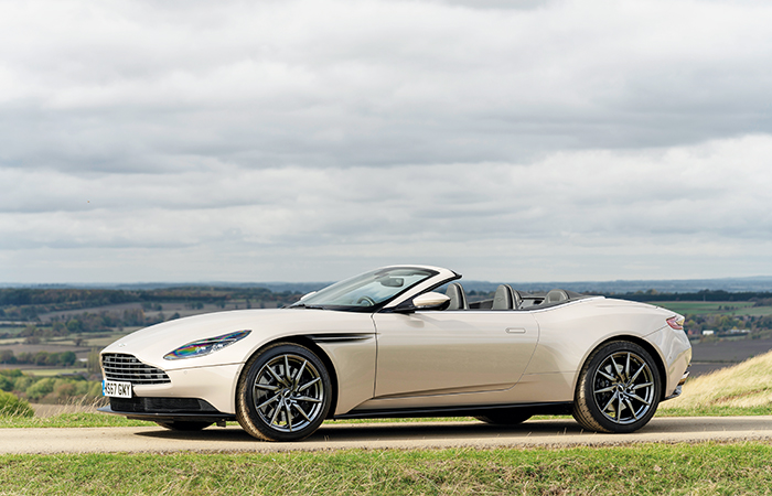 The Engineer Car Review: Aston Martin DB11 Volante